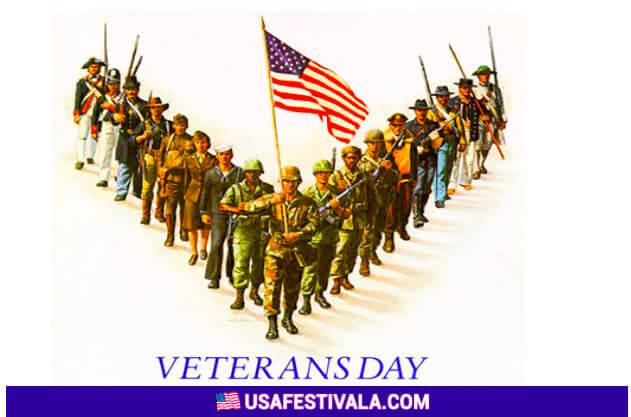 Veterans Day clip art