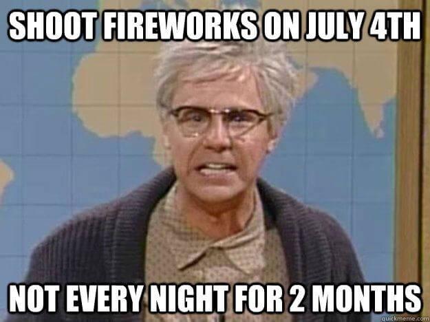 4th of July joke memes